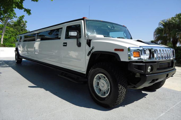 14 Person Hummer Springdale Limo Rental