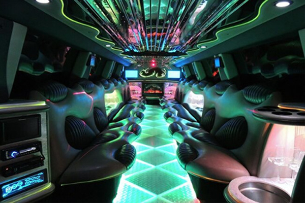 14 Person Hummer Limo Rental Springdale
