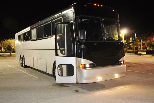 40 Person Party Bus Springdale