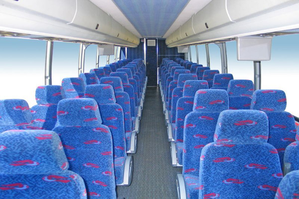50 Person Charter Bus Rental Springdale
