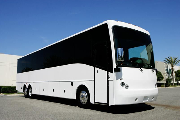50 Person Charter Bus Service Springdale