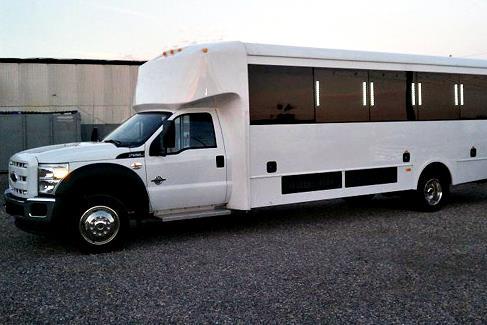 Springdale 20 Passenger Party Bus