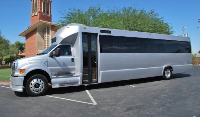 Springdale 40 Person Shuttle Bus