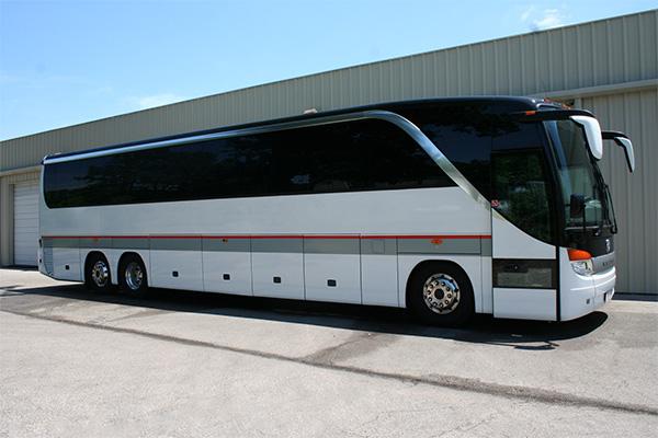 Springdale 56 Passenger Charter Bus